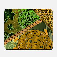 Irish Celtic Knotwork Mousepad