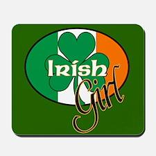 Irish Girl Mousepad