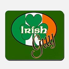 Irish Guy Mousepad