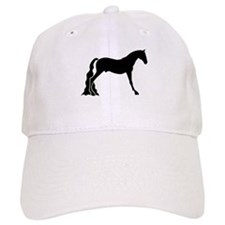 saddle horse Baseball Cap