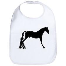 saddle horse Bib