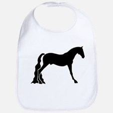 saddle horse Bib