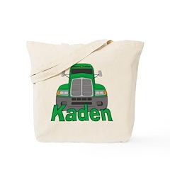 Trucker Kaden Tote Bag