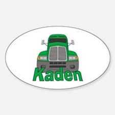 Trucker Kaden Decal