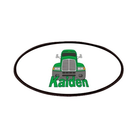 Trucker Kaiden Patches