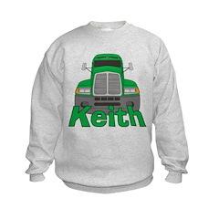Trucker Keith Sweatshirt