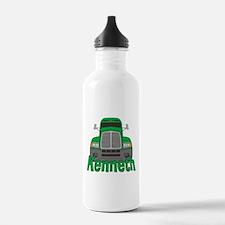 Trucker Kenneth Water Bottle