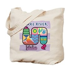 Snake River, Idaho Tote Bag
