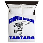 Compton College Queen Duvet