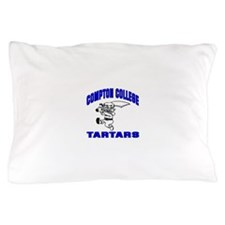 Compton College Pillow Case