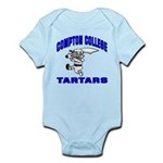 Compton College Infant Bodysuit
