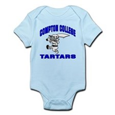 Compton College Infant Bodysuit
