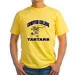 Compton College Yellow T-Shirt