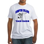 Compton College Fitted T-Shirt