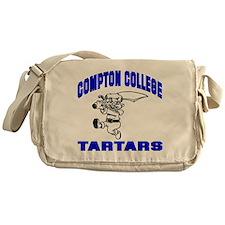 Compton College Messenger Bag