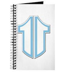 BS11 Shield 3D Journal