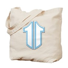 BS11 Shield 3D Tote Bag