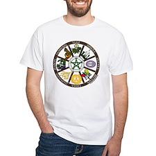 wheel2(trans) T-Shirt