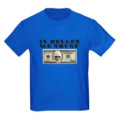 Kellen Moore tribute Kids Dark T-Shirt