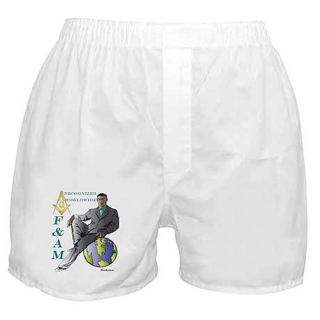 F&AM 1st Edition Boxer Shorts