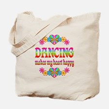 Dancing Happy Tote Bag