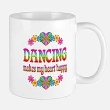 Dancing Happy Mug