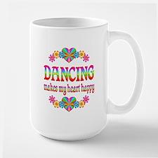 Dancing Happy Large Mug