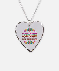 Dancing Happy Necklace