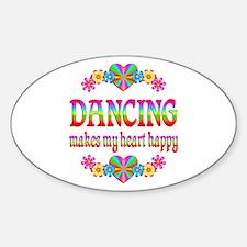 Dancing Happy Decal