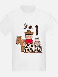 bd_cowboy_1 T-Shirt