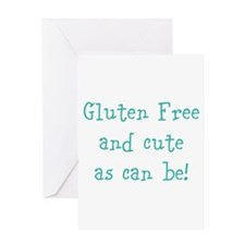 Cute Wheat free Greeting Card