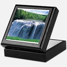 Waterfall Keepsake Box