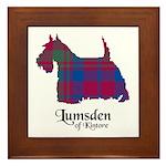 Terrier - Lumsden of Kintore Framed Tile