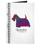 Terrier - Lumsden of Kintore Journal