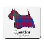 Terrier - Lumsden of Kintore Mousepad