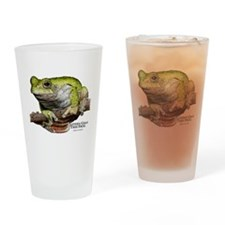 Eastern Gray Tree Frog Drinking Glass