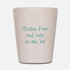Cute Gluten free Shot Glass