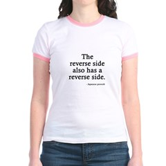 The Reverse Side T