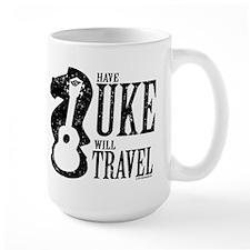 Have Uke Will Travel Mug