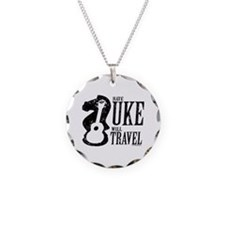 Have Uke Will Travel Necklace