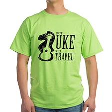 Have Uke Will Travel T-Shirt