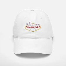 What Happens in Cranford... Baseball Baseball Cap