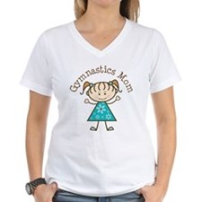 Gymnastics Mom Gift Shirt
