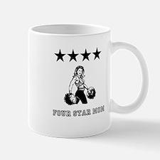 Four Star Mom Mug