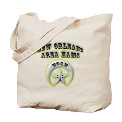 New Orleans Area Hams Tote Bag