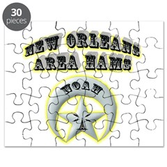 New Orleans Area Hams Puzzle