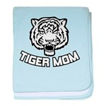 Tiger Mom baby blanket