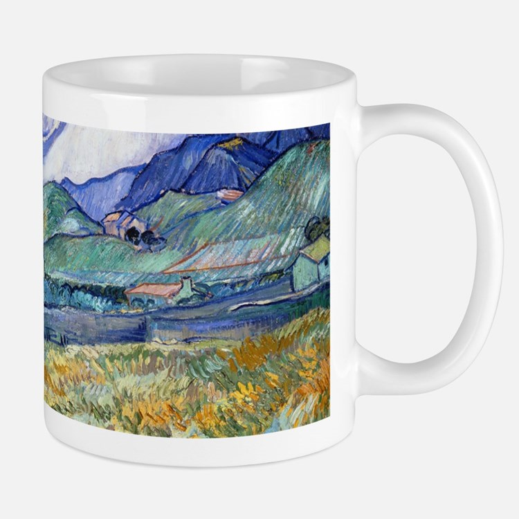 Van Gogh Saint-Remy Mug