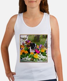 Boston Terrier Women's Tank Top