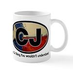 CJ THING Mug
